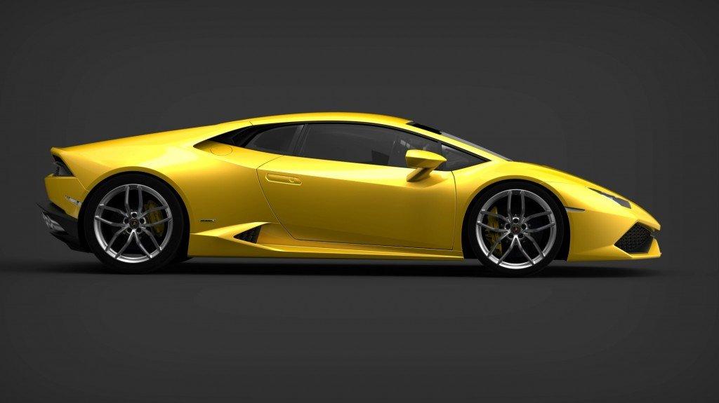 Lamborghini Huracan LP 610-4 2
