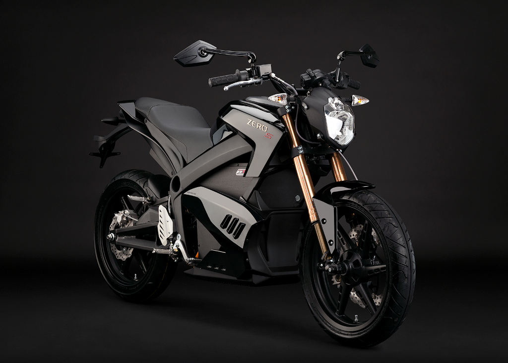 Zero FX Stealthfighter Motorcycle1