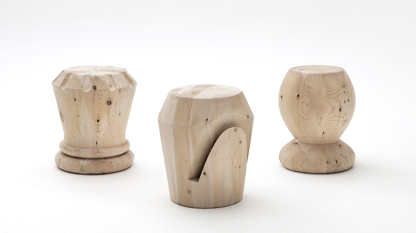 Chess stools 2