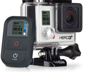 Hero3 actioncams from GoPro