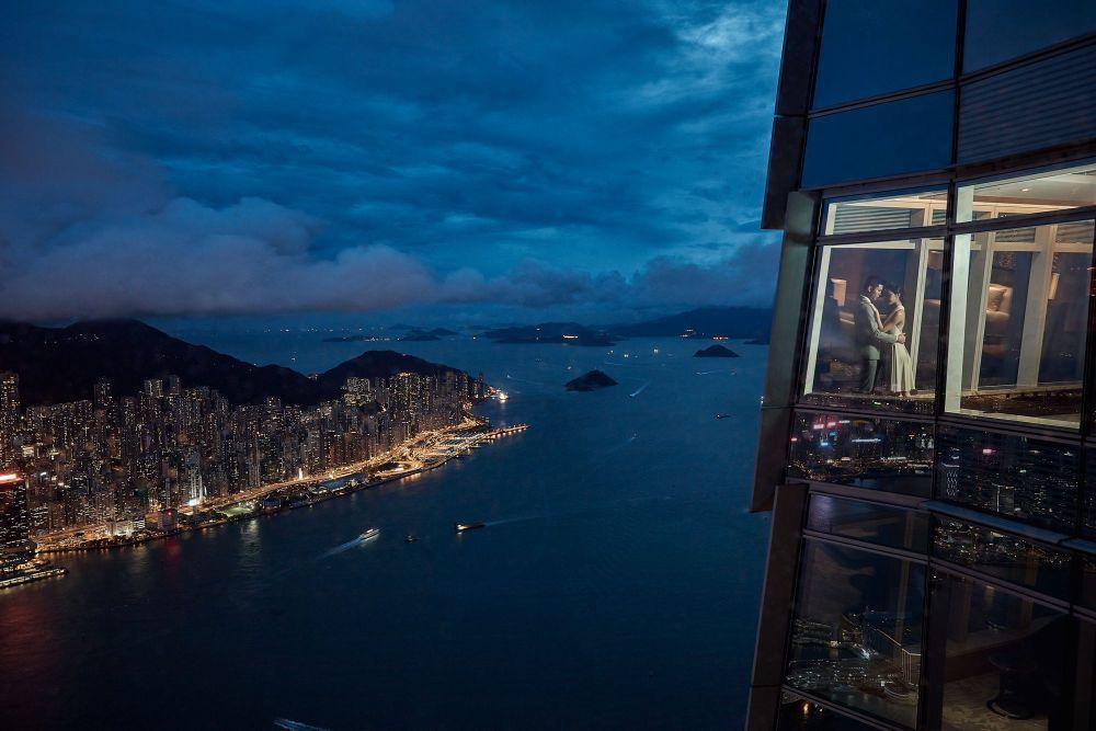 Ritz-Carlton din Hong Kong