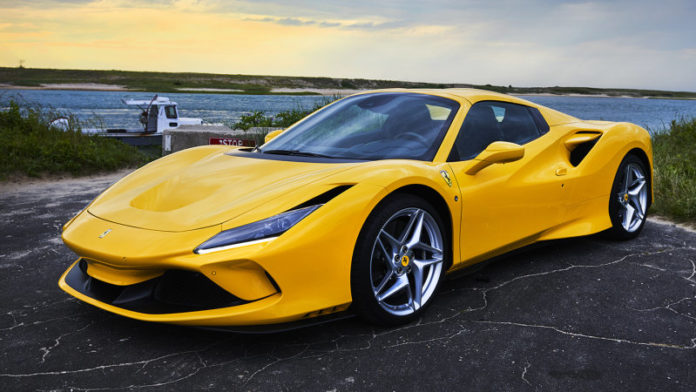 2020 Ferrari F8 Spider First Drive | Driving impressions, performance, specs, photos