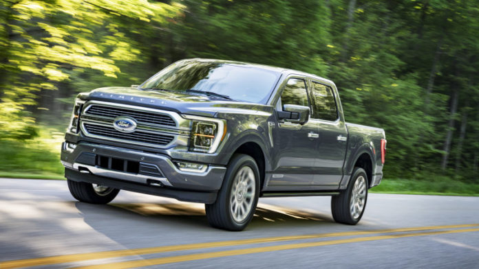 2021 Ford F-150 PowerBoost: America's bestseller becomes a hybrid