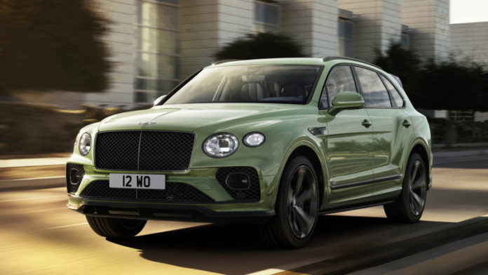 2021 Bentley Bentayga V8 Review | Changes, features, driving impressions