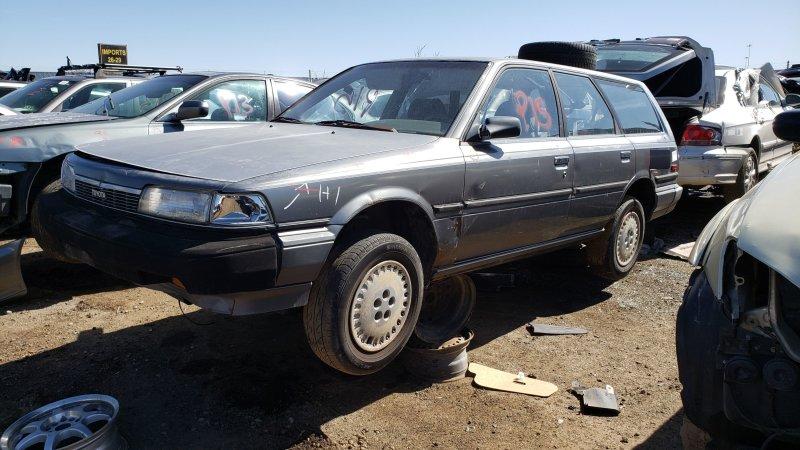 Junkyard Gem: 1987 Toyota Camry LE Wagon