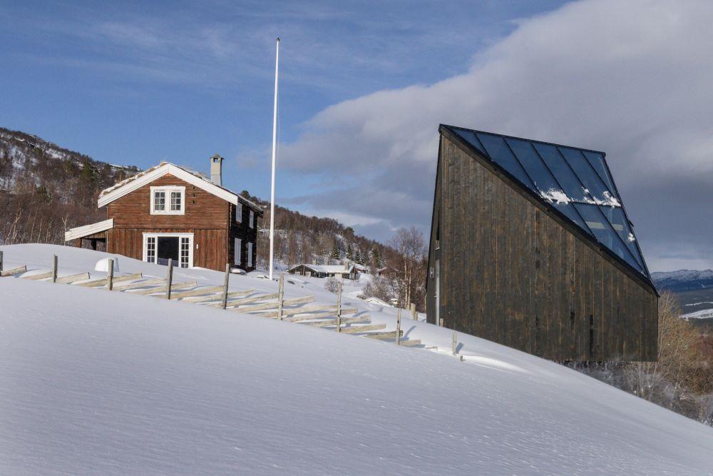 Diamanten Cabin