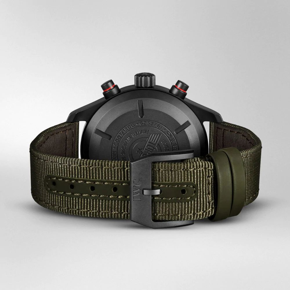 IWC Top Gun SFTI Pilot's Watch