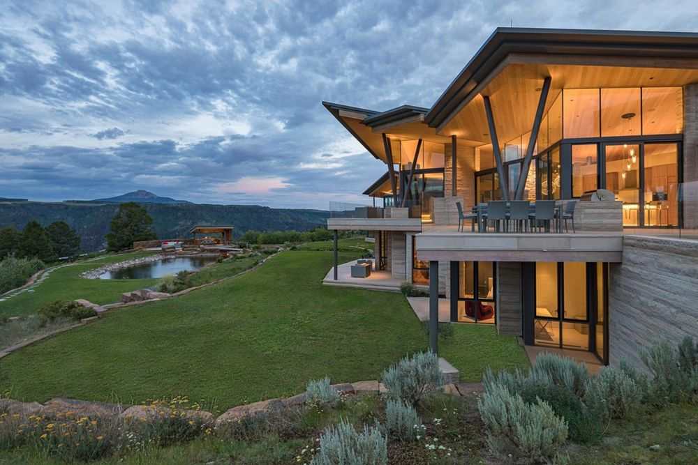 Sunset Ridge House
