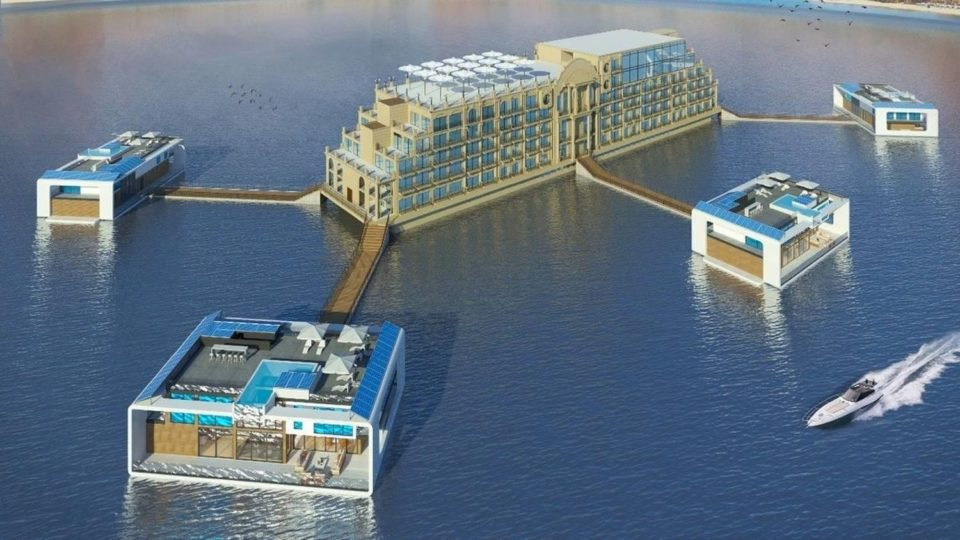 Sea Palace Floating Resort