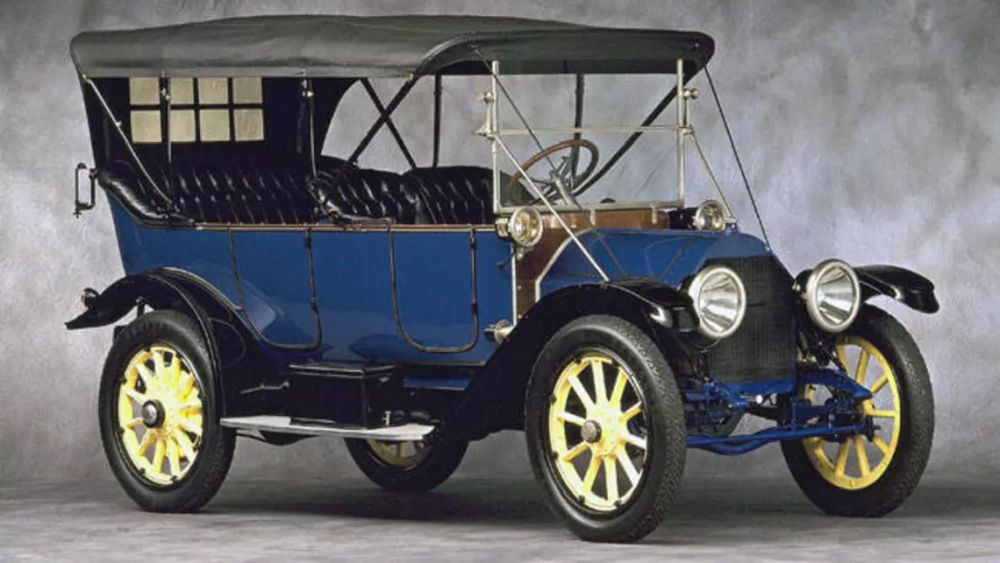 Cadillac 1912