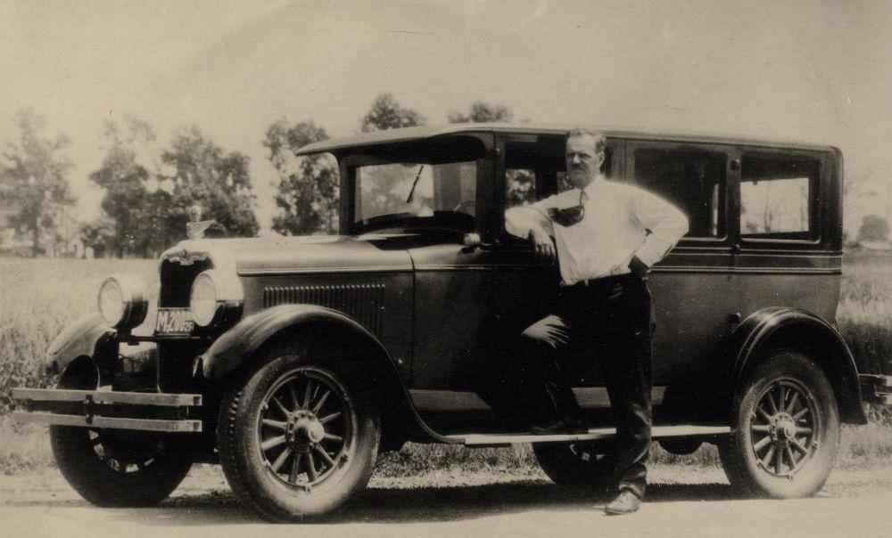Primul Chevrolet
