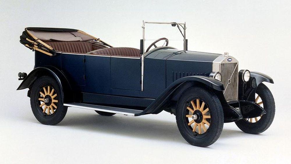Primul Volvo